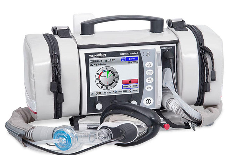 Emergency Ventilator